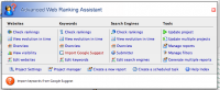 Assistant Advanced Web Ranking